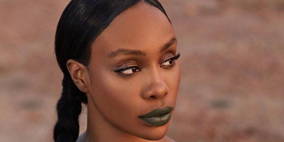 SZA Stuns in Rihanna's New Fenty Beauty Line