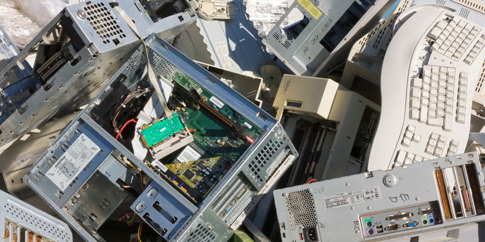 Electronic Waste Study Finds $65 Billion in Raw Materials Discarded in Just One Year