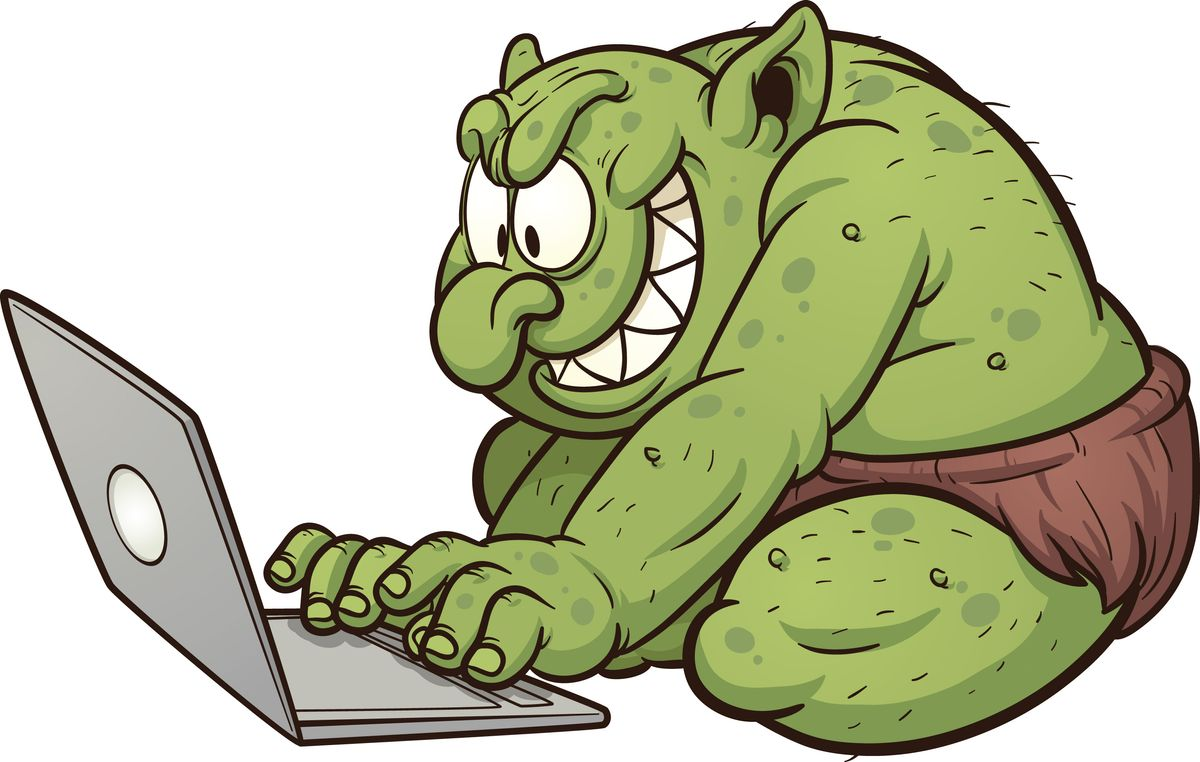 Sympathy for the Internet Troll