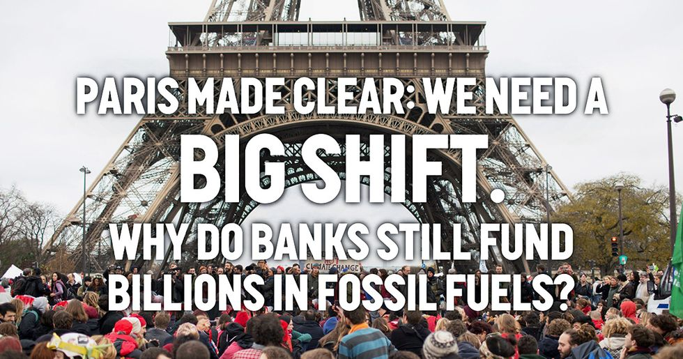12 Projects That Undermine the One Planet Summit and Put the Climate at Risk