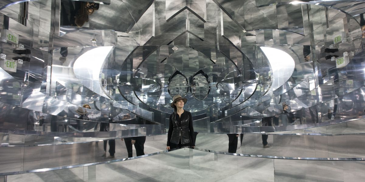 Talking to Es Devlin, the Artist Behind One of Art Basel's Coolest Installations