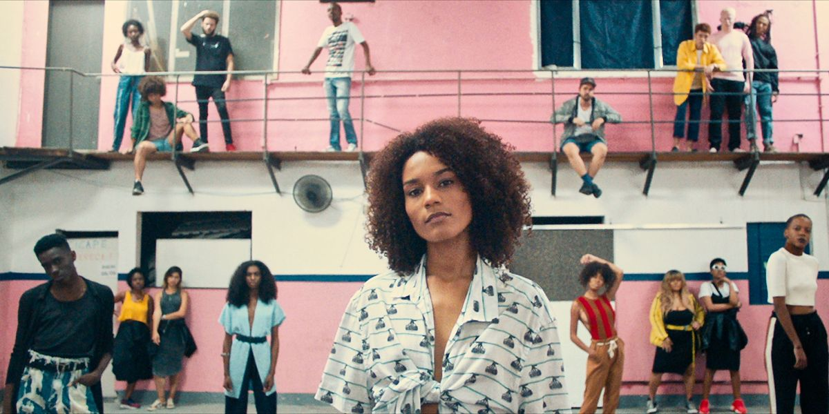 The Film Confronting Fashion Stereotypes with Young Models from Brazil's Favelas