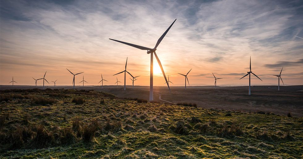 Climate Change Study Projects Global Wind Energy Winners and Losers