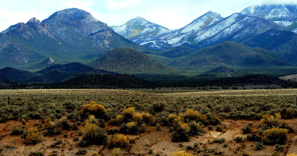 Trump, Zinke to Auction Away 700,000 Acres of Western Public Lands for Fracking