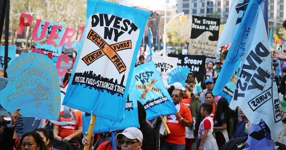 How Bill McKibben's Radical Idea of Fossil-Fuel Divestment Transformed the Climate Debate