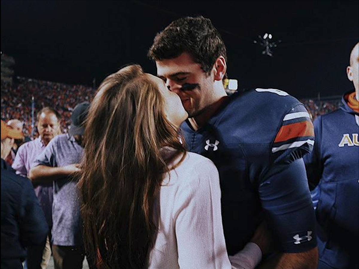 9 Reasons Why Auburn Is Obsessed With Jarrett Stidham And Kennedy Brown