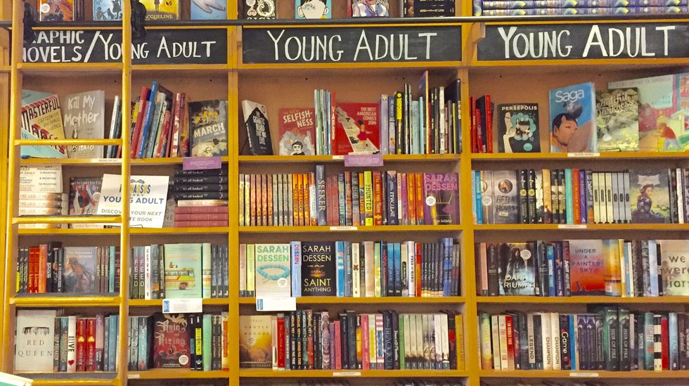 4 Novels That Make Me Miss Being A Young Adult