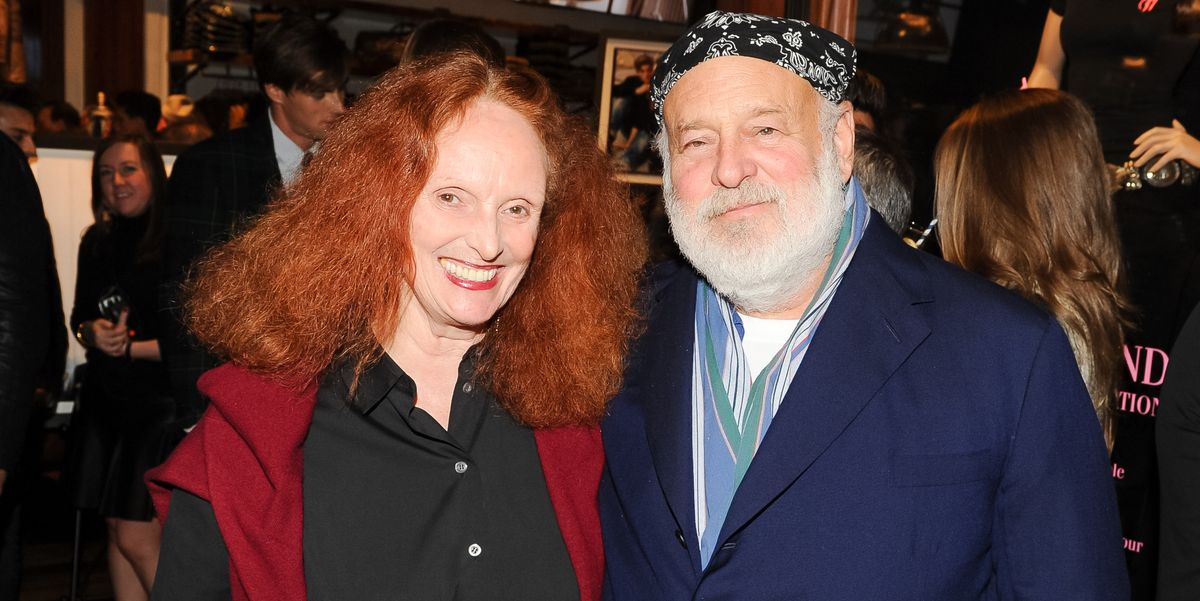 Grace Coddington Deletes Photo with Bruce Weber After Backlash