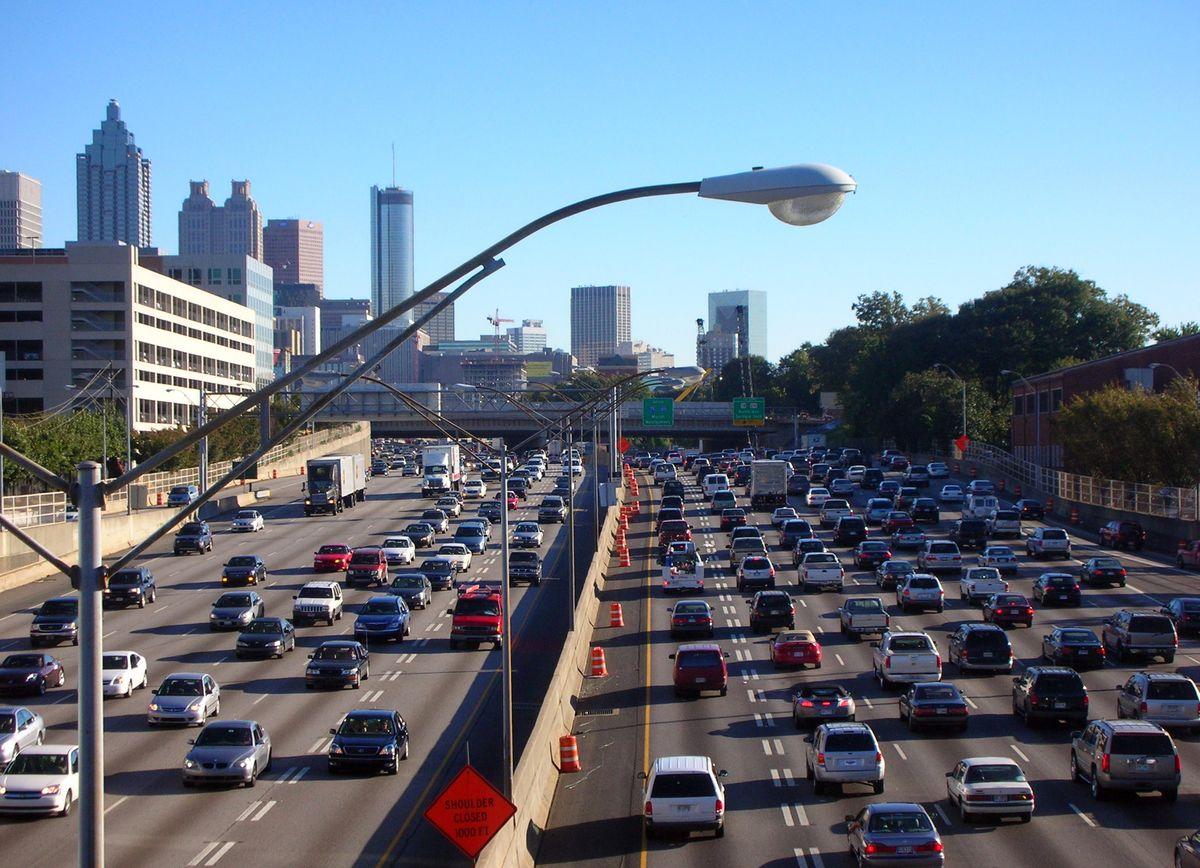 Traffic Congestion in Atlanta