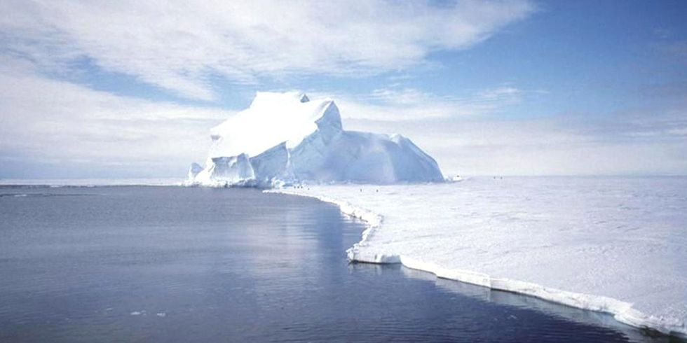 New Research Confirms 'Catastrophic' Climate Threat: Global Sea Levels Could Rise 174 Feet From Melting East Antarctic Ice Sheet