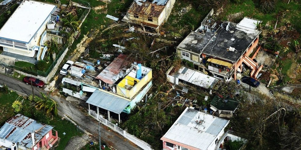Puerto Rico to Review Suspiciously Low Hurricane Death Count