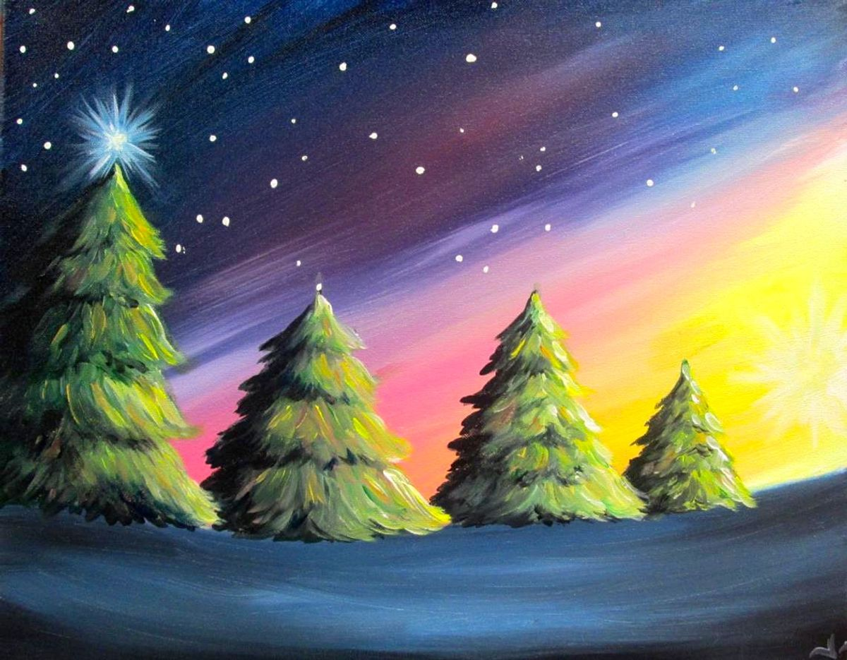 Poetry On Odyssey: An Ode To Christmas