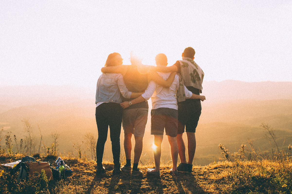 It's Important To Find A Healthy Community, Especially In Your Walk Of Faith