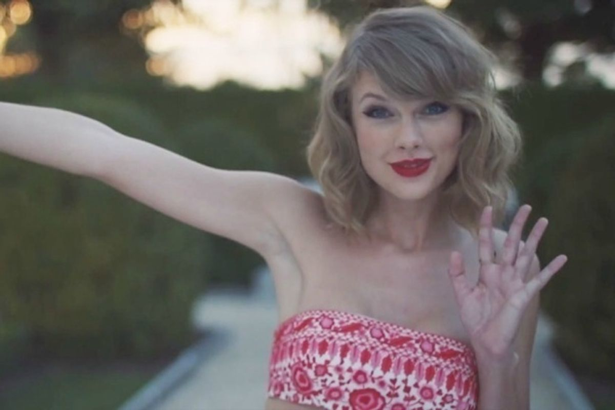 Taylor Swift's App 'The Swift Life' is Your New Social Network Destination