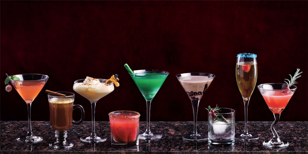 5 Holiday Booze Ideas For Your Christmas Party