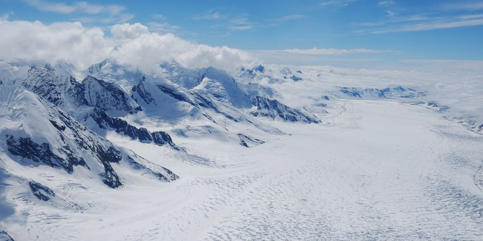 Climate Change Has Doubled Snowfall in Alaskan Mountains