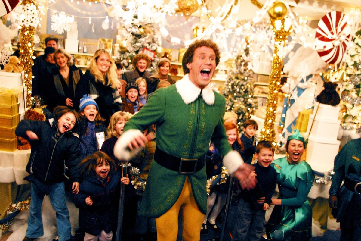 """12 Signs You Are The """"Buddy The Elf"""" Of Your Friend Group"""