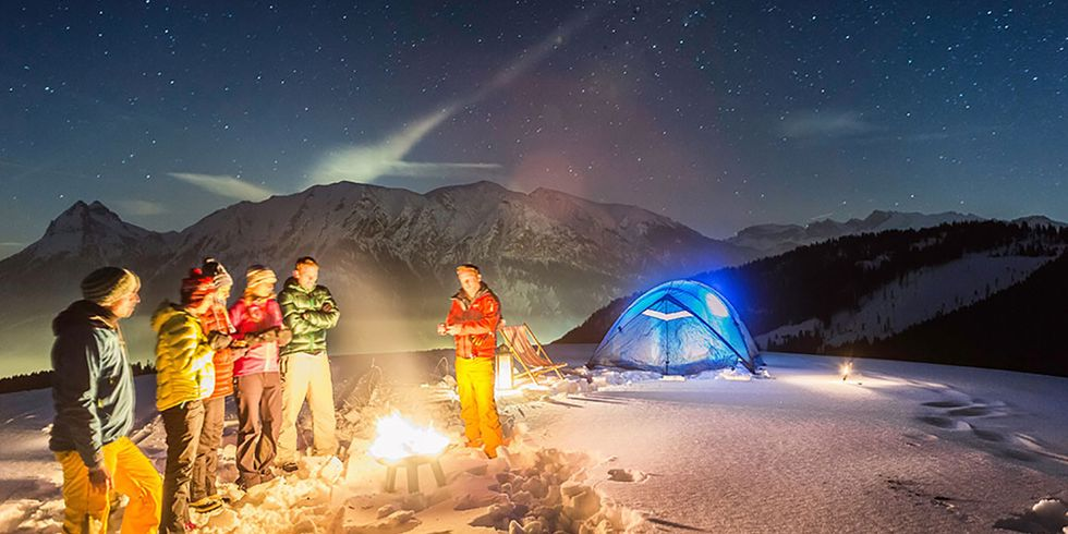 10 Tips for Your First Time Camping in Winter