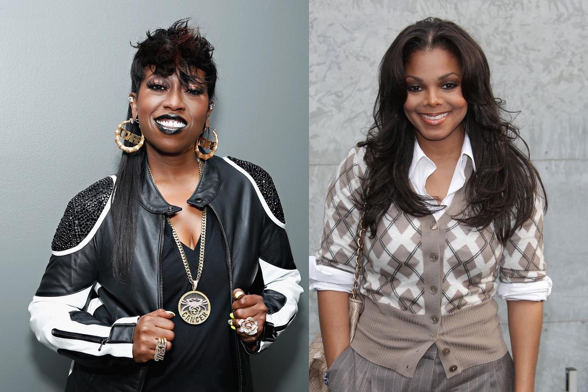 Hell Yes! Janet Jackson Brought Missy Elliott On Stage in Atlanta