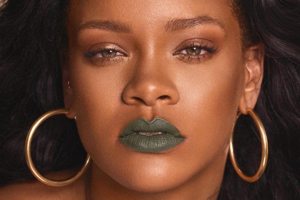 Pucker Up: Rihanna Has Revealed 14 New Fenty Lipsticks