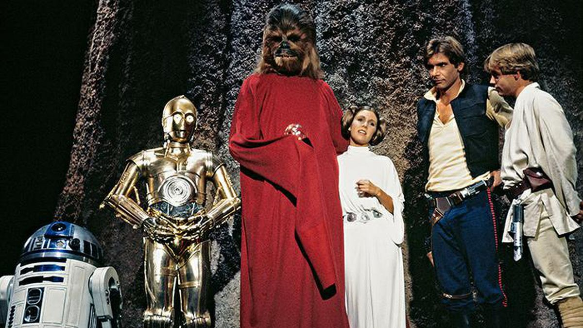 The Star Wars Holiday Special: Unfortunately, It's Real