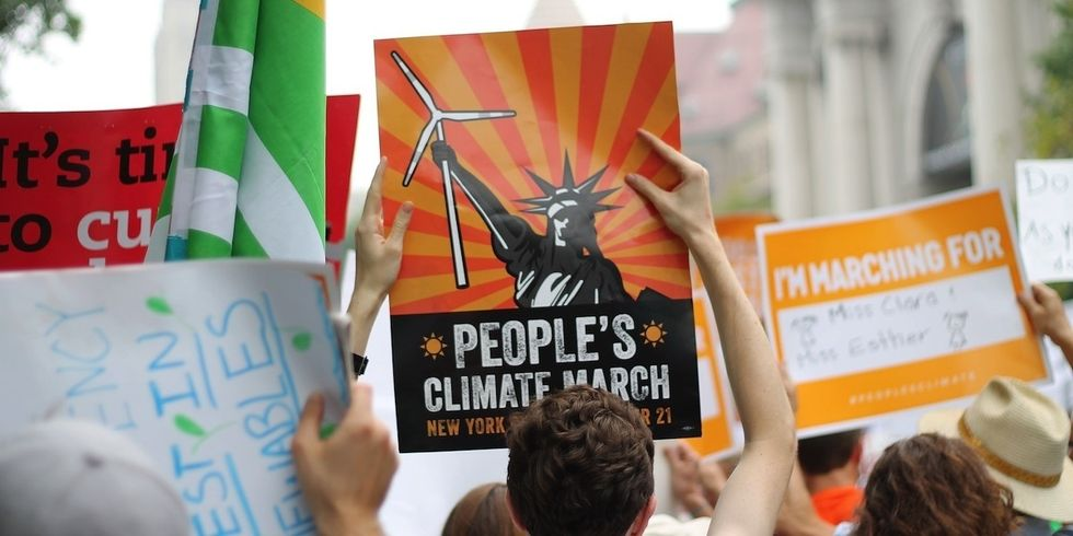 New York Takes Giant Step to Divest From Fossil Fuels