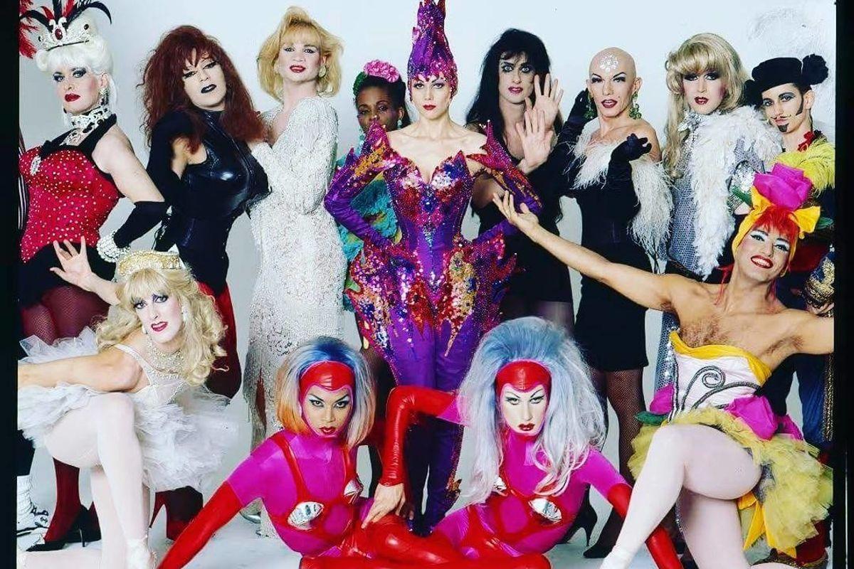 Gogo Dancer Jem Jender: 'The Roxy Was Like a Trip to Disney World'