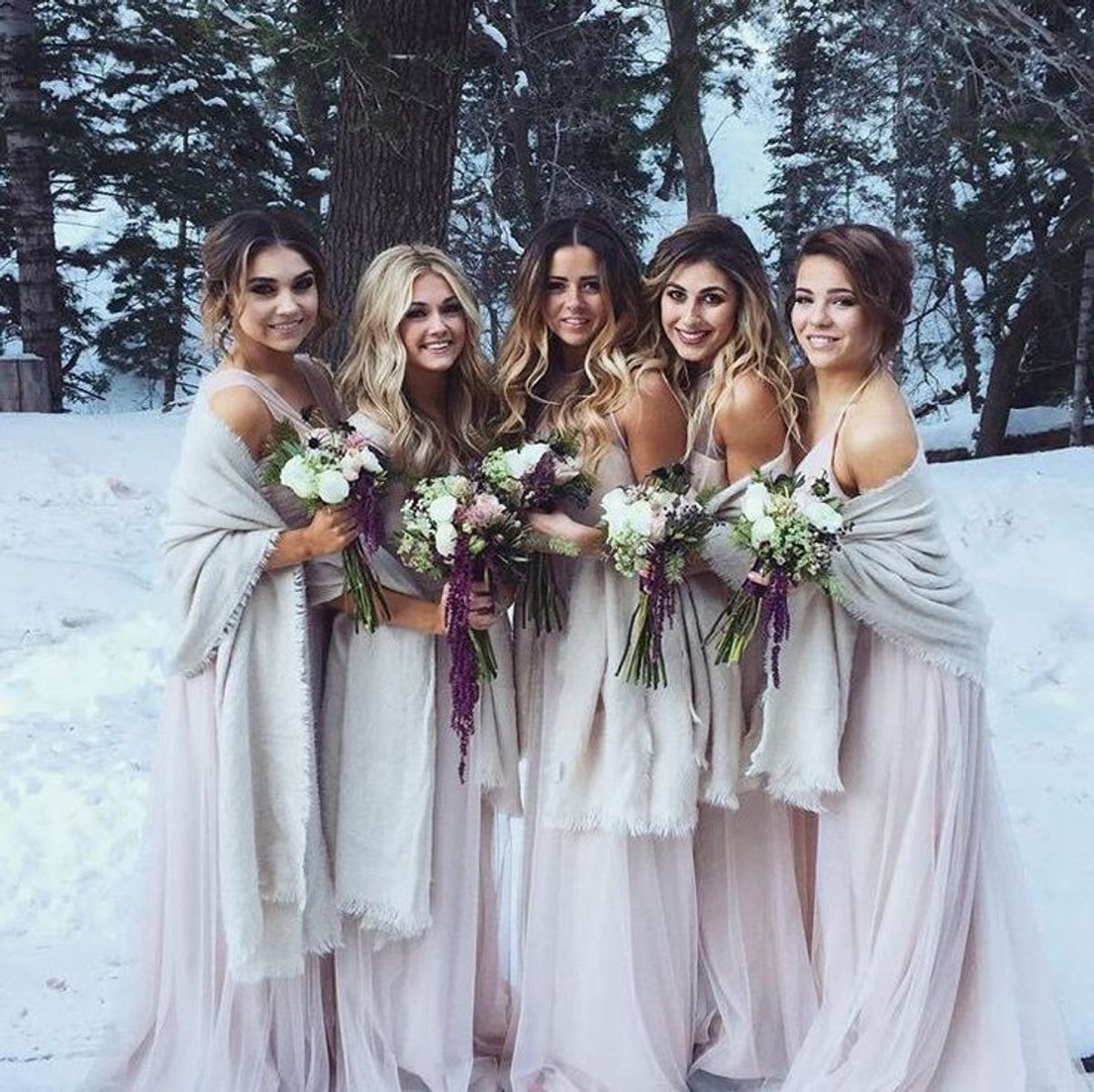 16 Thoughts You Have As A Bridesmaid