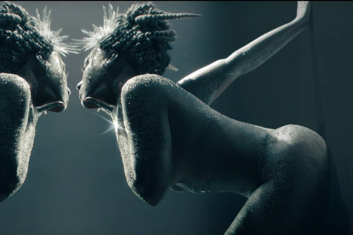 Kendrick Lamar's 'Love' Video Is a Sensual Roller Coaster