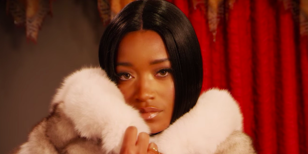 'Pre Game' for the Holidays with Keke Palmer and Her Brand New Video