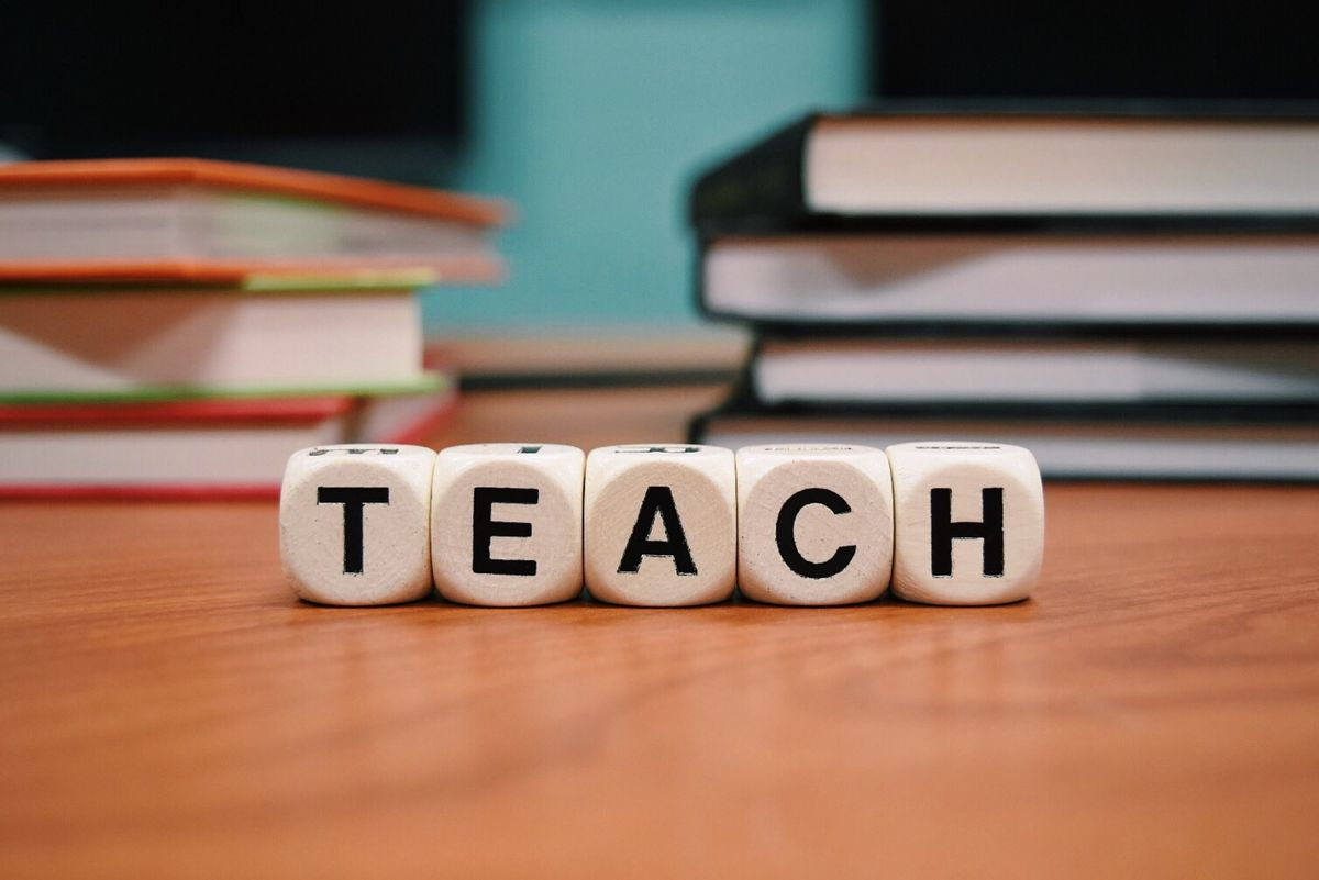 Yes, I Want To Become A Teacher