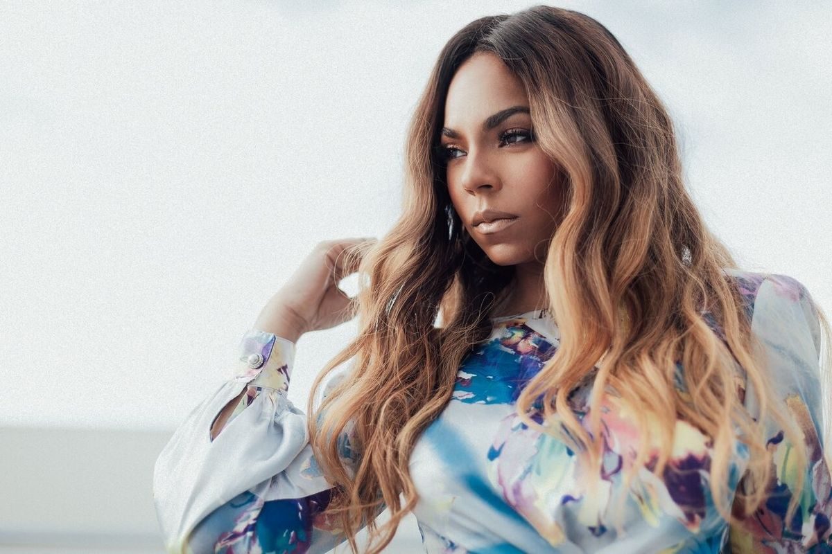 Ashanti Is a Woman in Charge