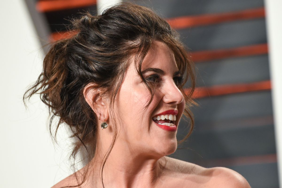 Monica Lewinsky Honored with Her Own Weed Strain