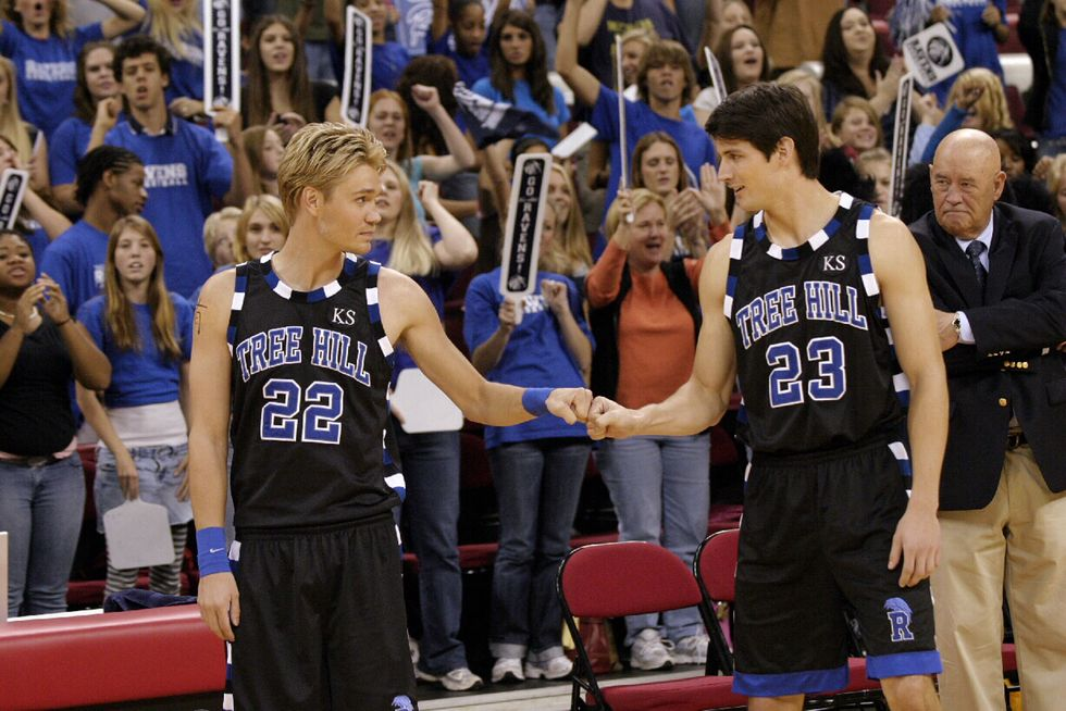 """""""One Tree Hill's"""" Five Greatest Characters"""