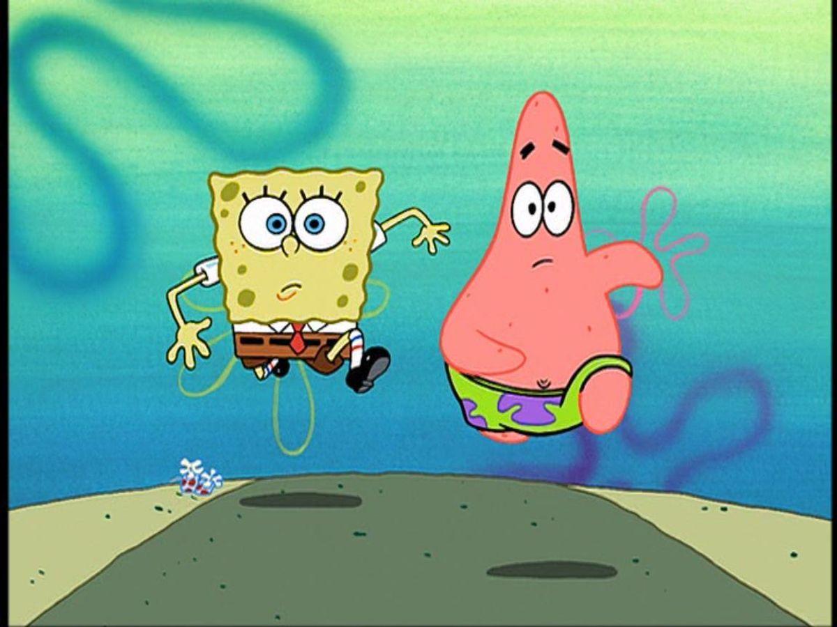 Enduring Finals Week as Told by Spongebob