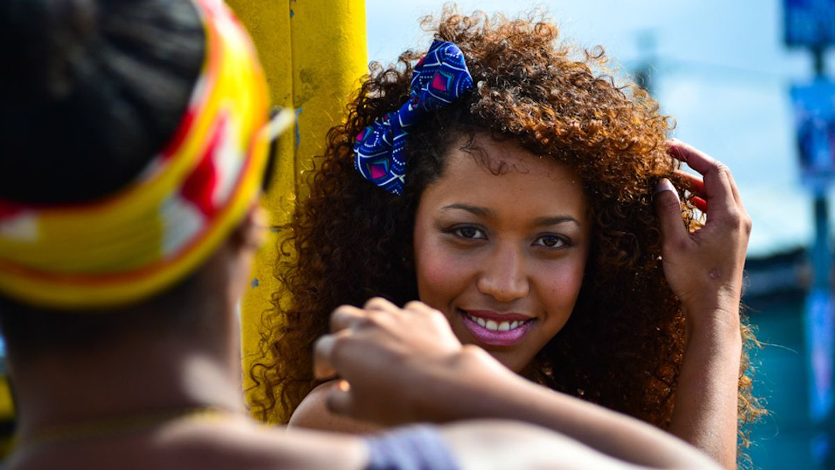 On Natural Hair And The Problem Of Hair Envy