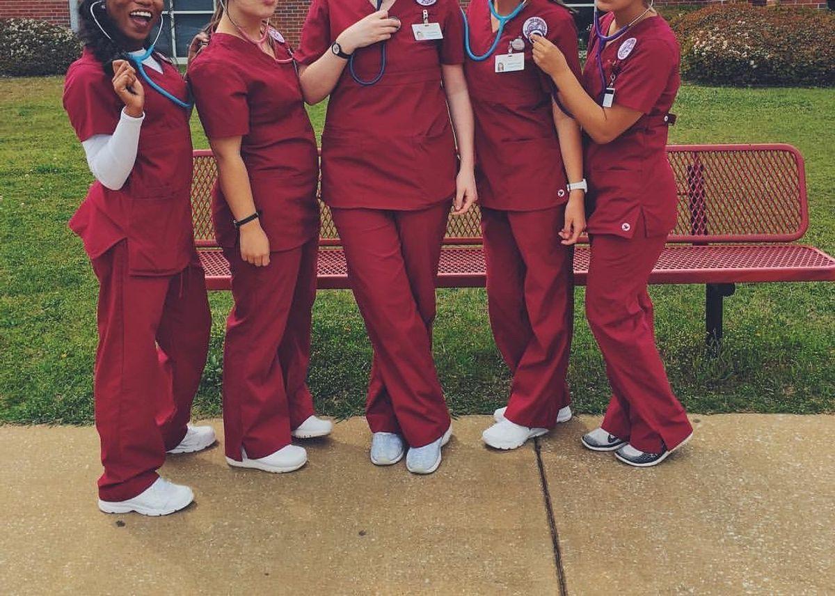 Why Nursing School Friends Are So Vital