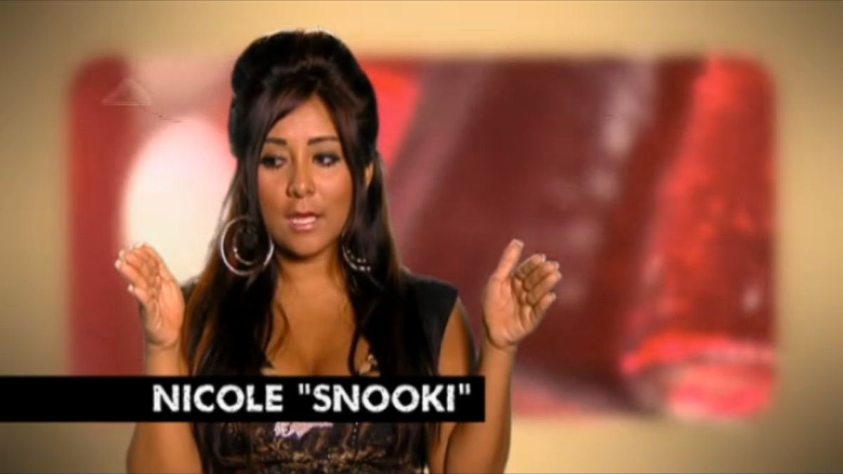 "25 Unforgettable Snooki Quotes From The Glory Days Of ""Jersey Shore"""