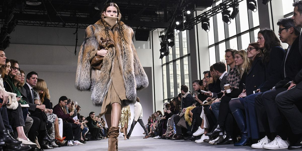 Michael Kors Is the Latest Fashion Label to Go Fur-Free