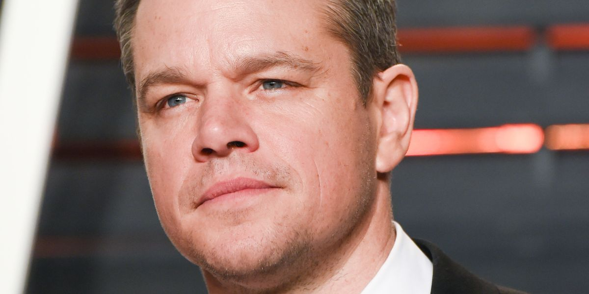 Matt Damon Dragged for Comments on Sexual Assault