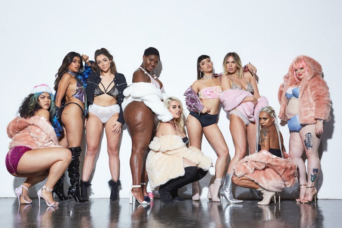 Missguided's Winter Campaign Is Completely Unretouched