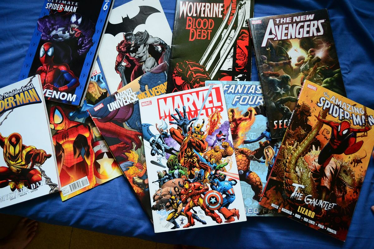 Top 8 Reasons To Be A Marvel Movie Fan