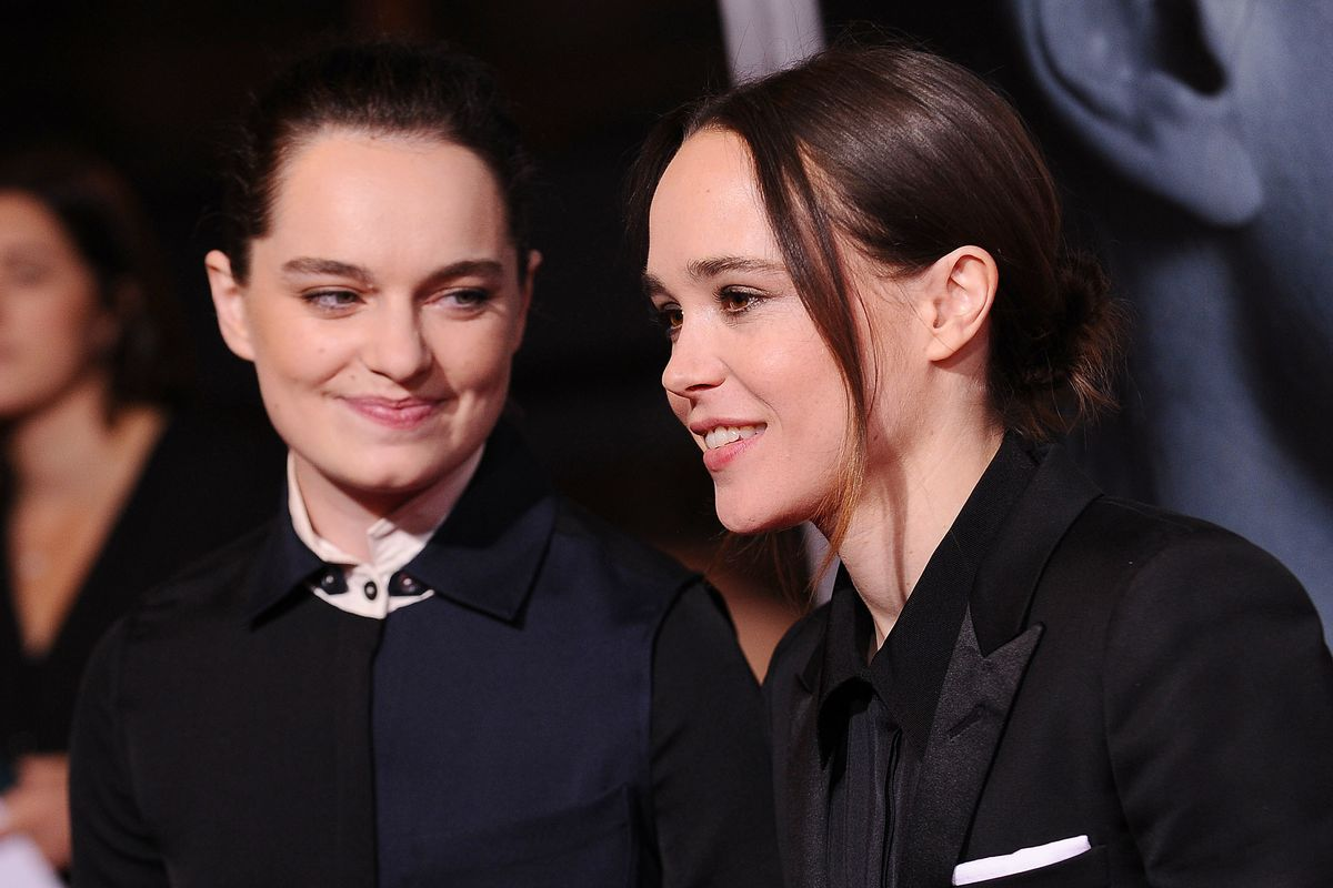 Ellen Page Is Officially Wifed