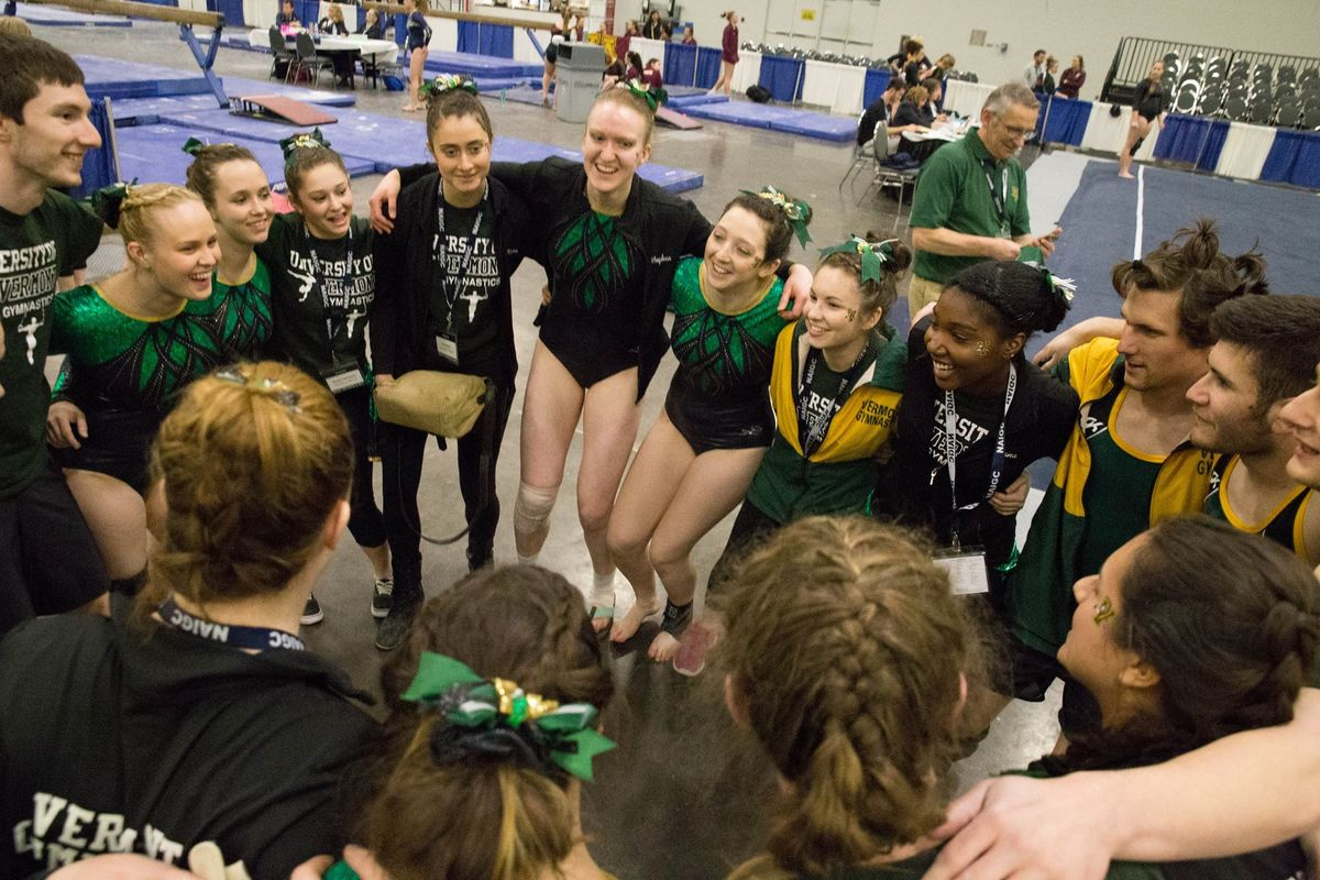 How I Developed An Undying Love For Gymnastics