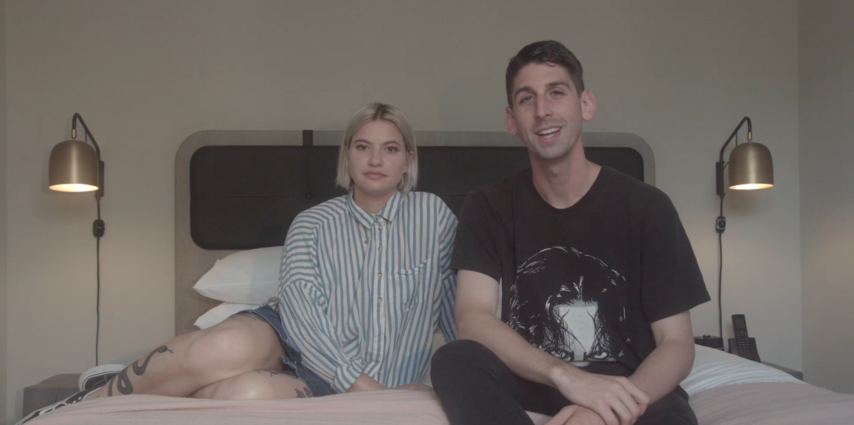 Tigers Jaw Joins Us in The Paper Penthouse