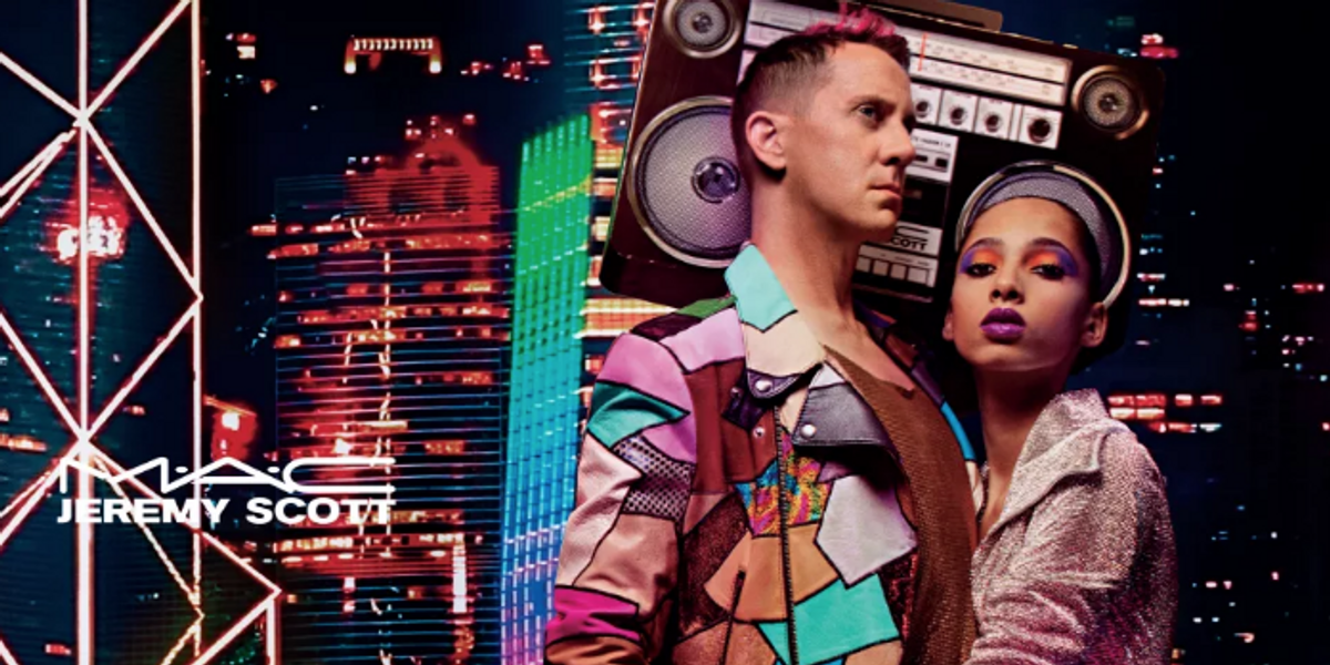 Prepare Yourself for the Jeremy Scott x MAC Collab