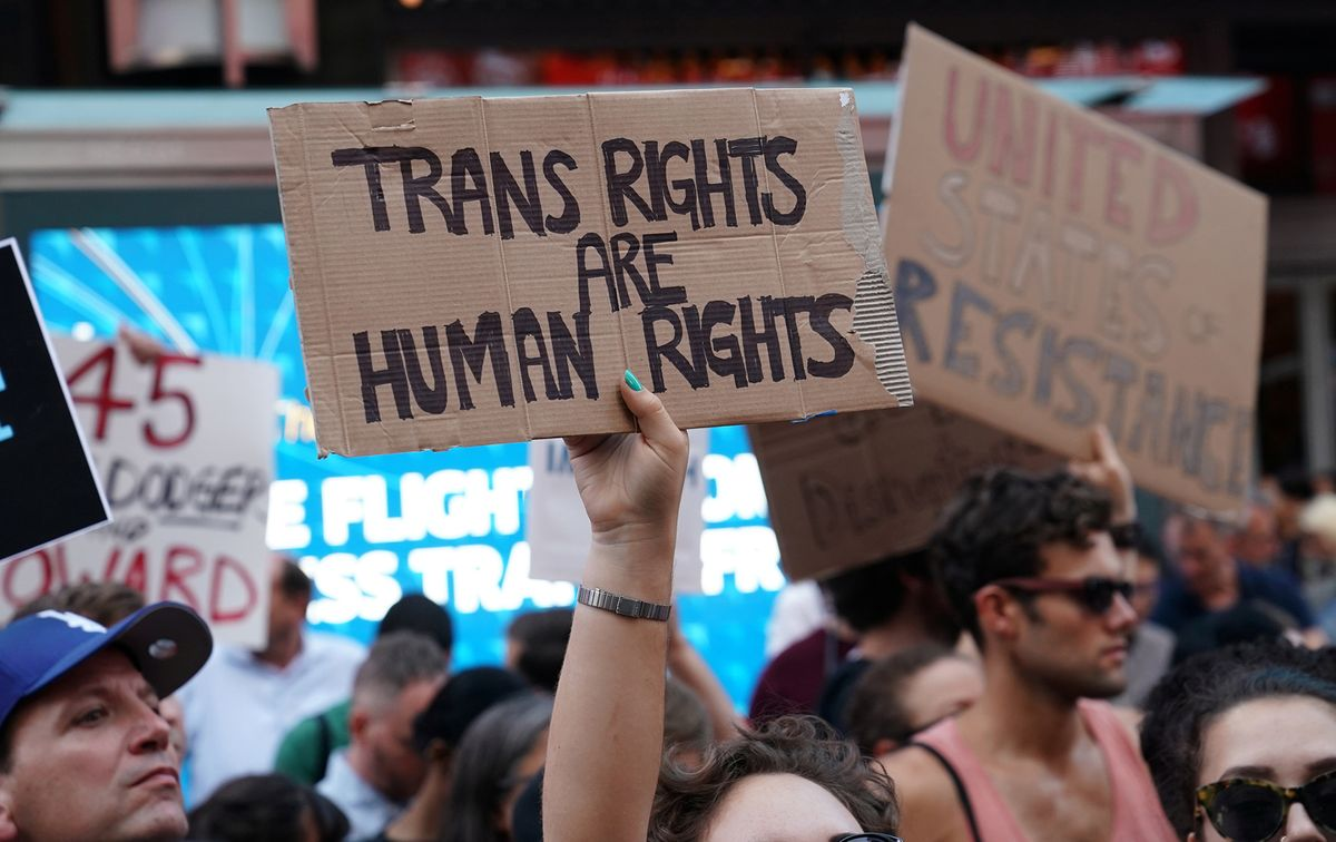 Breaking Down Trump's Transgender Ban