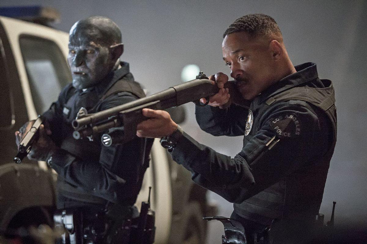 Bright: Will Smith's New Fantasy Buddy Cop Film