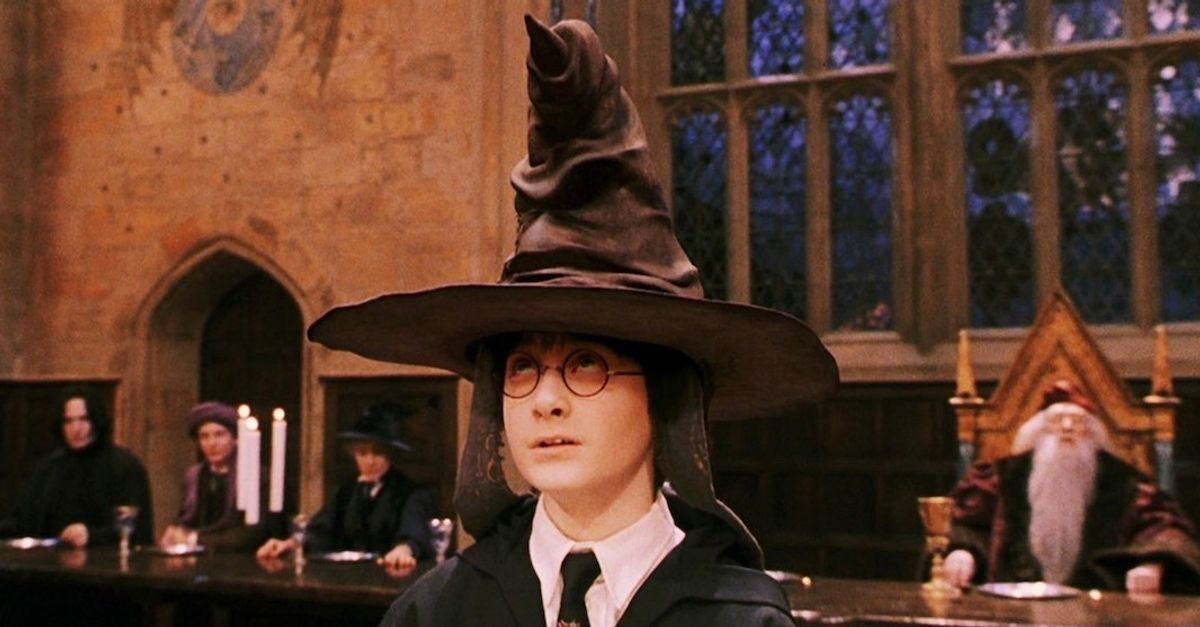 What Your Hogwarts House Says About You