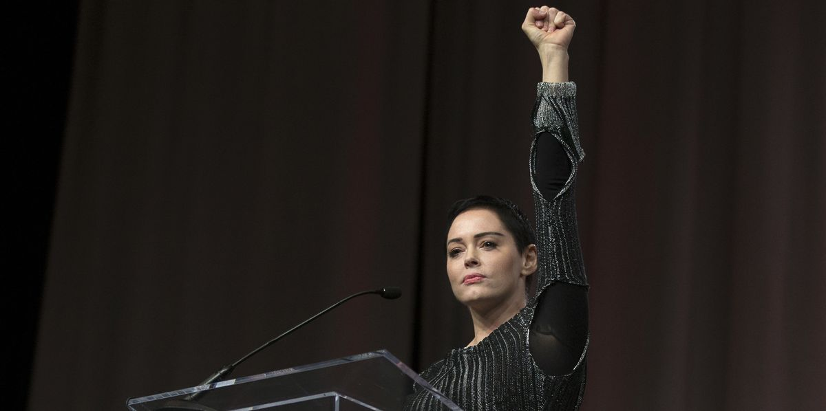 Here's the First Trailer for Rose McGowan's Docu-Series 'CITIZEN ROSE'